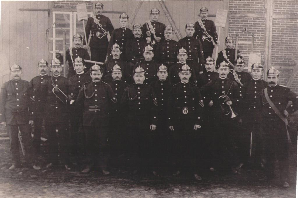 Das Gründungsbild 1909