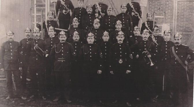 Chronik der Freiwilligen Feuerwehr Linau