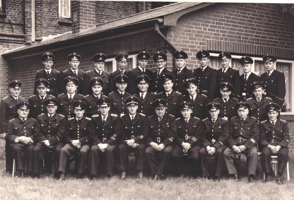 Gruppenfoto 1962