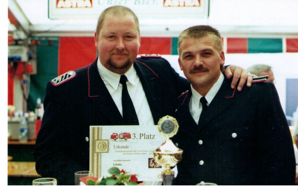 von links: Carl-Heinrich Püst, Stephan Schimming