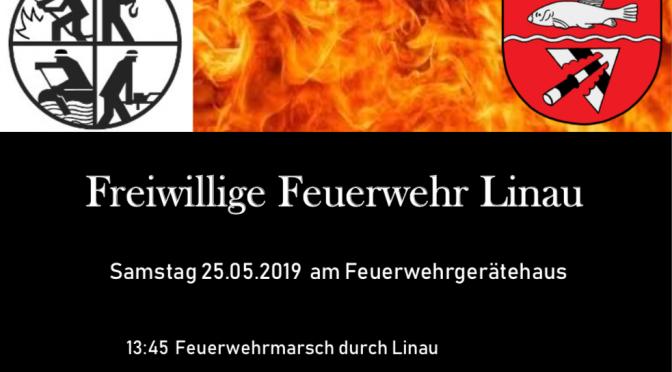 Amtswehrfest am 25.05.19